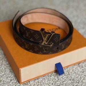 Louis Vuitton mini 25mm belt